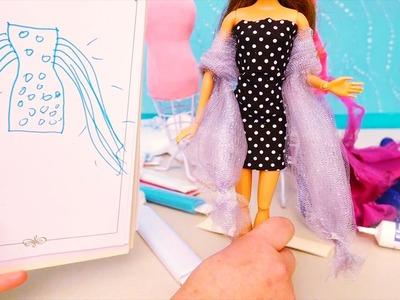 Barbie en español Diseños de moda e ideas para vestidos de fiesta por Novelas con muñecas y juguetes