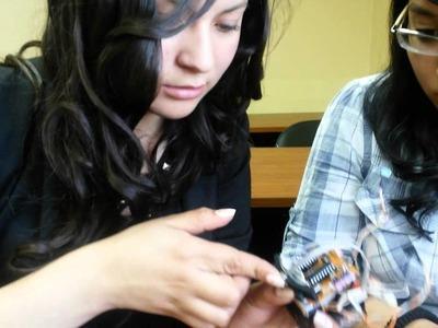 Cómo hacer un robot  micro sumo