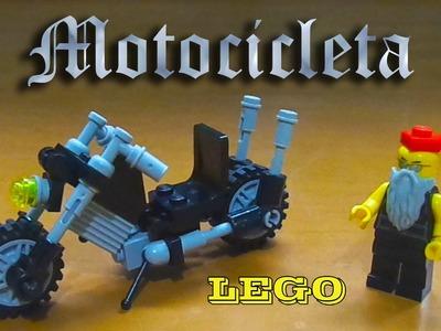Como hacer una moto Lego (Mr :P)