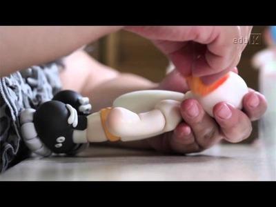 Curso online de Decoración infantil con pasta flexible | eduk.mx
