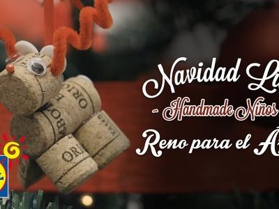 Reno Para El Árbol - Handmade Niños