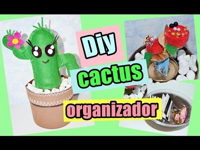 Diy Organizador Kawaii, MANUALIDADES fáciles para hacer en CASA- BeagleArts ♥