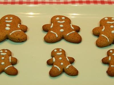 Receta de galletas de jengibre y canela