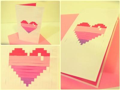 DIY Como Hacer una Carta de Corazón