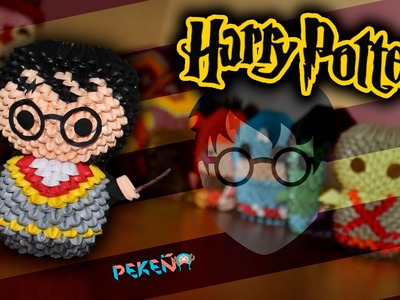 Harry Potter 3D Origami | Pekeño ♥