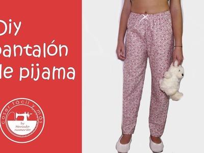 Cómo coser un pijama sin moldes, no creerás lo fácil que es