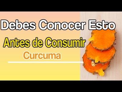 Debes Conocer Esto Antes de Consumir Curcuma - Biodisponibilidad de la Curcuma