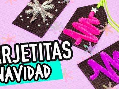 Manualidades para Navidad | Tarjetas Paso a Paso fáciles | Tarjetas Navideñas | Mini Tip Catwalk