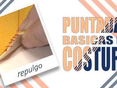 Aprender a coser - Puntadas básicas de costura - Video tutorial - diy