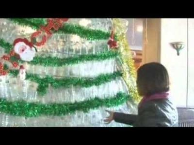 El árbol de navidad más ecológico