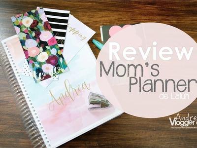 Review MOM'S PLANNER 2017 de Lalúh  HD