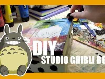 Totoro dominará el mundo | DIY STUDIO GHIBLI