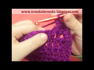 Clase 5: Punto elástico | Aprender a ganchillar | Iniciación al crochet | Nivel básico.