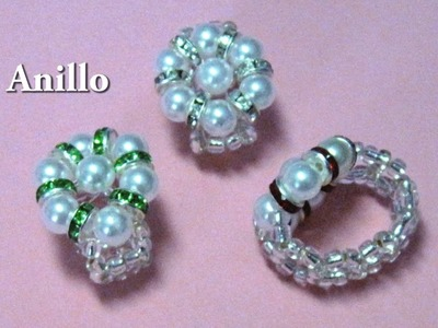 #DIY -Anillo #DIY -Ring