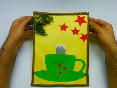 Manualidades Para Navidad  - Una Taza de Té