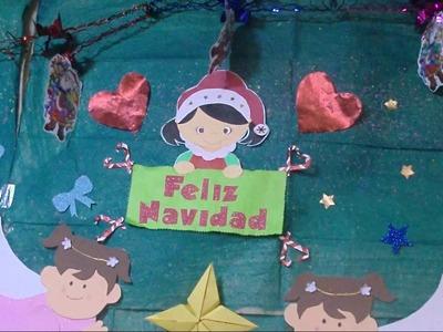 SALUDOS NAVIDEÑOS DE MANUALIDADES SAMY, FELIZ NAVIDAD Y PROSPERO AÑO NUEVO