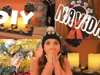 DIY CHRISTMAS DECOR IDEAS (fácil y barato) | ♡ Pat Sánchez