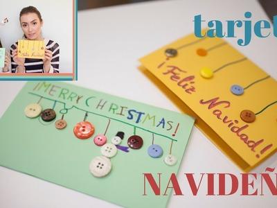 Tarjeta Navideña | DIY Christmas Card