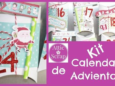 Calendario de Adviento en KIT (colaboración con CreaVea)