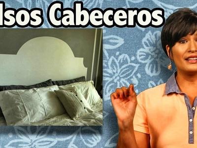 ¿Cómo hacer Falsos Cabeceros en tu cama? - Ellen Te Dice - Tips