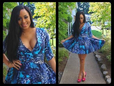 ✂︎  DIY Vestido Inspiración | By Anyelin ✂︎