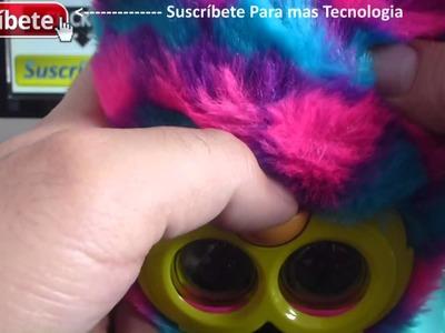 Furby Boom A Modo De Fabrica En Español