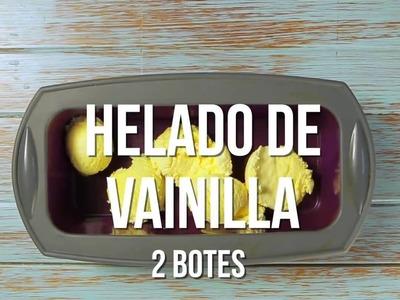 Pastel de Gansito con Helado de Vainilla