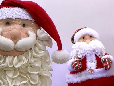 Cómo Hacer un Papá Noel con Barbitas - Hogar Tv  por Juan Gonzalo Angel