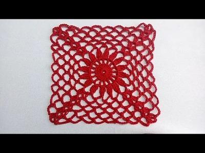 Cuadro para Blusa Roja ( para mantel,colcha y cojines)