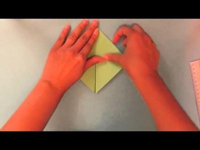 Como hacer Arbolito de NAVIDAD Origami
