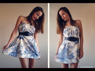 DIY: El vestido más fácil del mundo