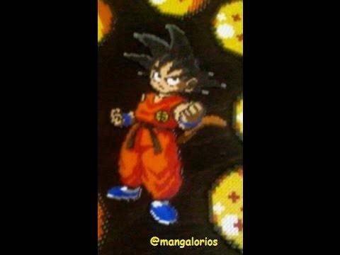 DragonBall, Goku hama beads mini