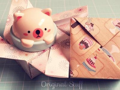 Fácil Caja de papel [Origami] - Original Stuff