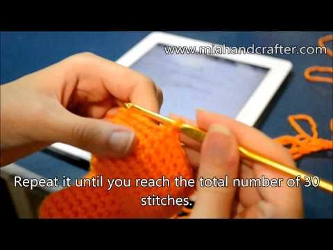 Learn how to crochet your own Charizard!