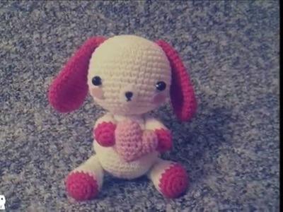 Lindos peluches tejidos a crochet