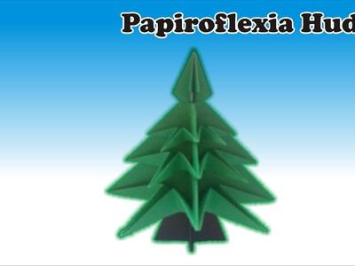 Origami Arbol de Navidad (Especial de Navidad)
