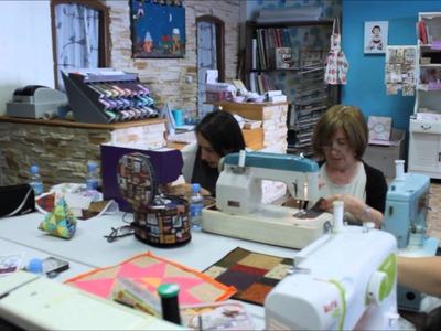 Taller de costura en Kurisu Crafts