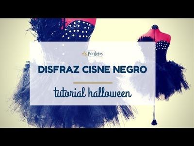 [Tutorial DIY] Disfraz 'El cisne negro' - Especial Halloween