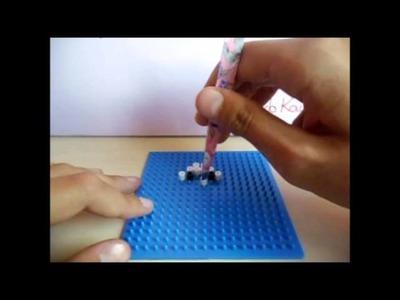 Tutorial : onigiri de hama beads