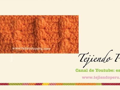Crochet: punto fantasía # 2
