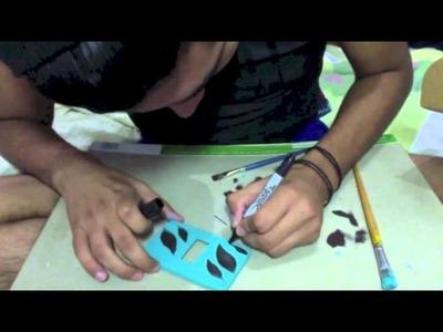 DIY: Pinta tu Apagador de Luz