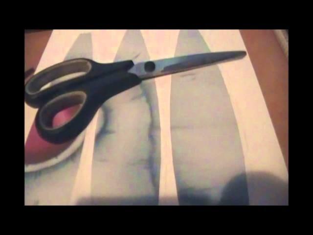Manualidades dragon ball nave saiyan papercraft