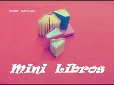 Origami - Papiroflexia. Libro en miniatura, muy fácil