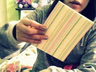Material Scrapbook ♥ Regalos de Navidad ♥ PARTE 1