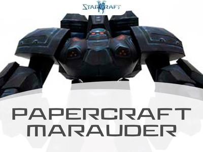 Papercraft Merodeador (marauder)
