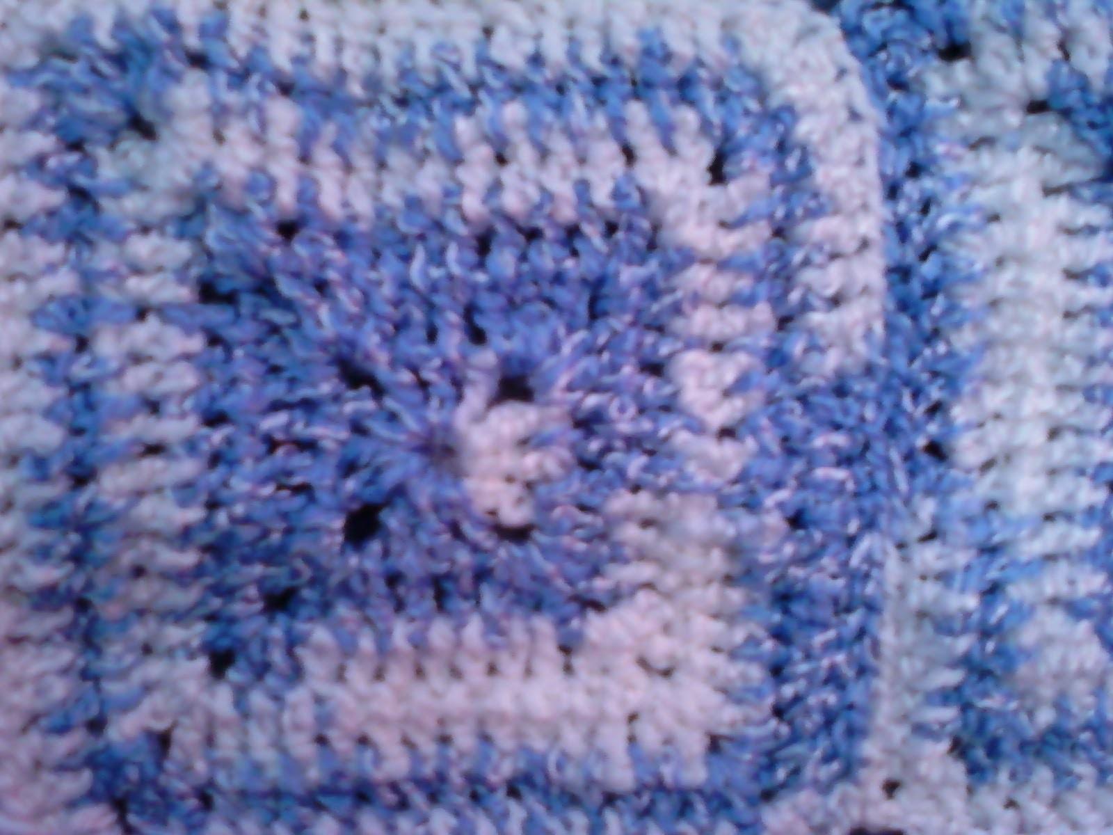 Uniendo cuadrados (para colchas y frisas) -Tutorial de tejido crochet