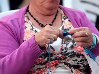 """Urban Knitting"" Cádiz 2013"