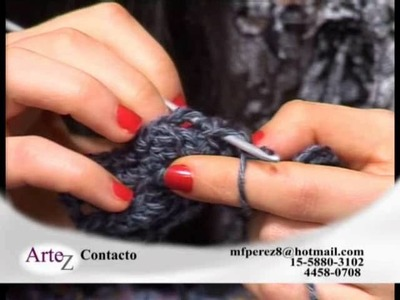 Arte del tejido en crochet