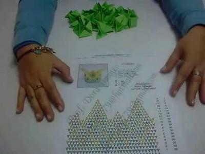 Origami 3D Papiroflexia (2da Parte)
