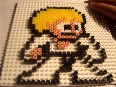 Construyendo a Ken con Hama Beads (+planchado)